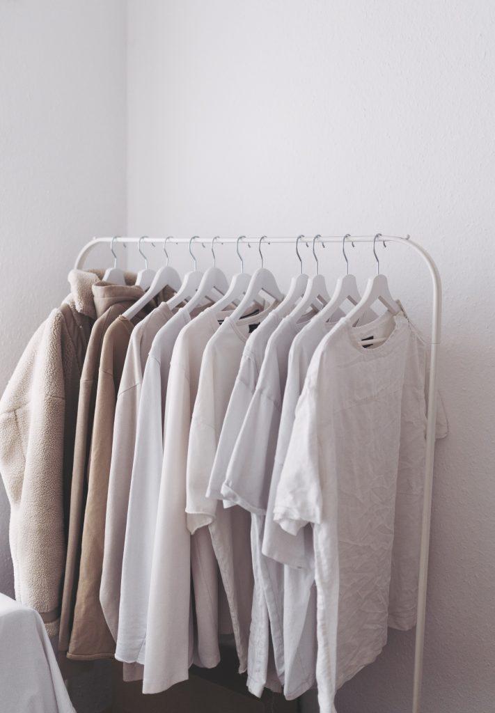 Vêtement blanc